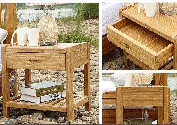 竹制家具和木质家具对比